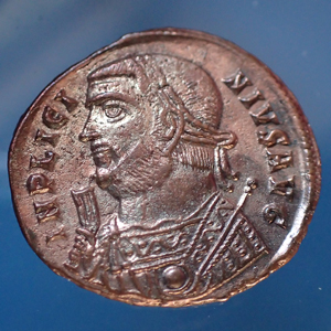 LICINIUS Ie, follis ou nummus, Antioch, Antioche
