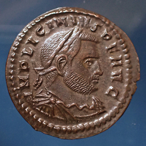 LICINIUS Ie Follis ou nummus, Roma, Rome